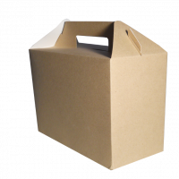 6 L transportbox med handtag